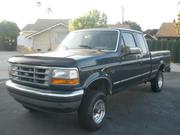 1995 Ford F-150 Ford F-150 XLT Extended Cab Pickup 2-Door