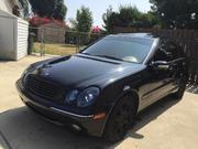 2004 MERCEDES-BENZ 2004 Mercedes-Benz C240 Black