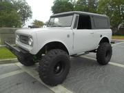 INTERNATIONAL CXT International Harvester: Scout Harvester Internati