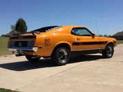 1970 Ford MustangMach 1