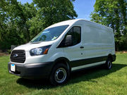 2015 Ford Transit-250 Medium Roof,  Long Wheel Base 250